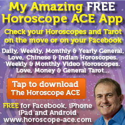 HoroscopeAce App for Facebook, iOS and Android